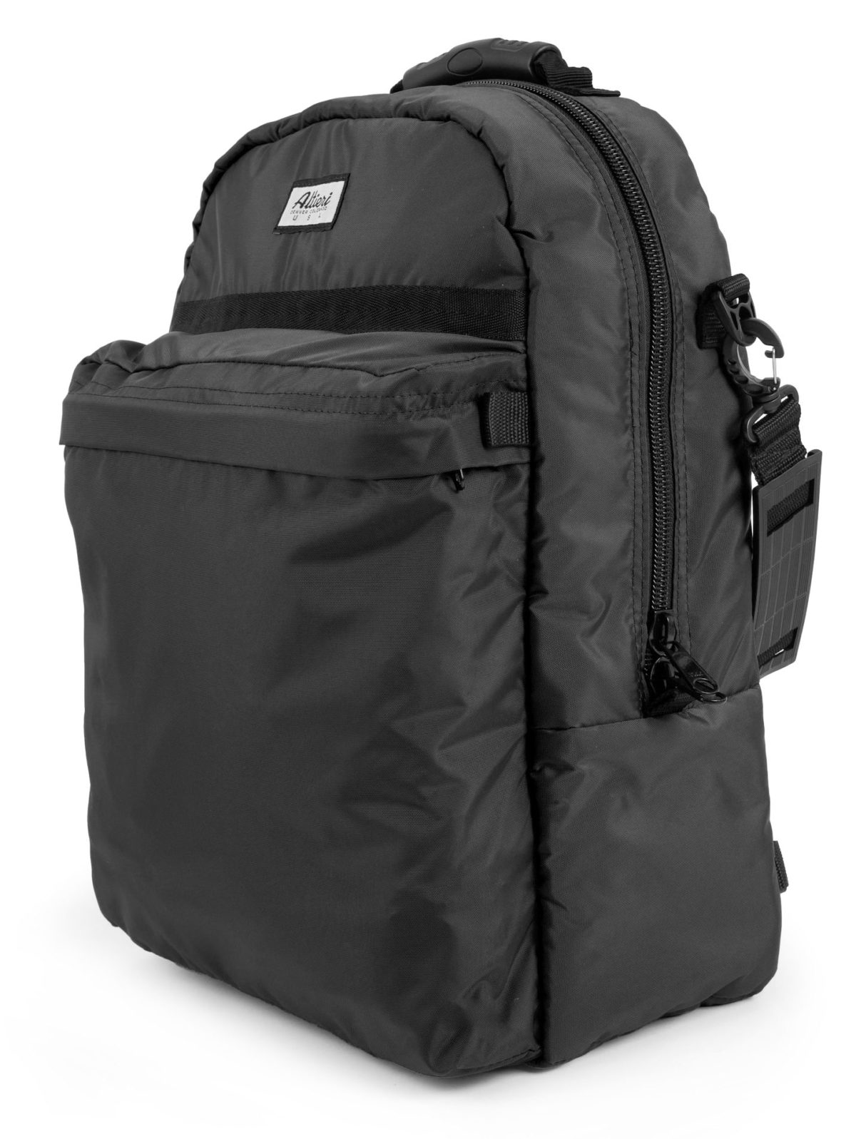 Altieri Clarinet and Laptop Backpack Side View CLBP 00