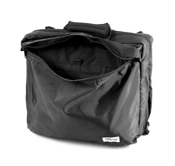 Altieri Single Clarinet Traveler Bag Pocket View CLTV 00