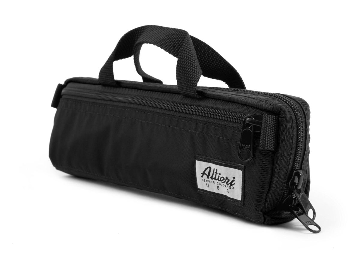 Altieri Yamaha Piccolo Casecover Side View PICC YA BK000