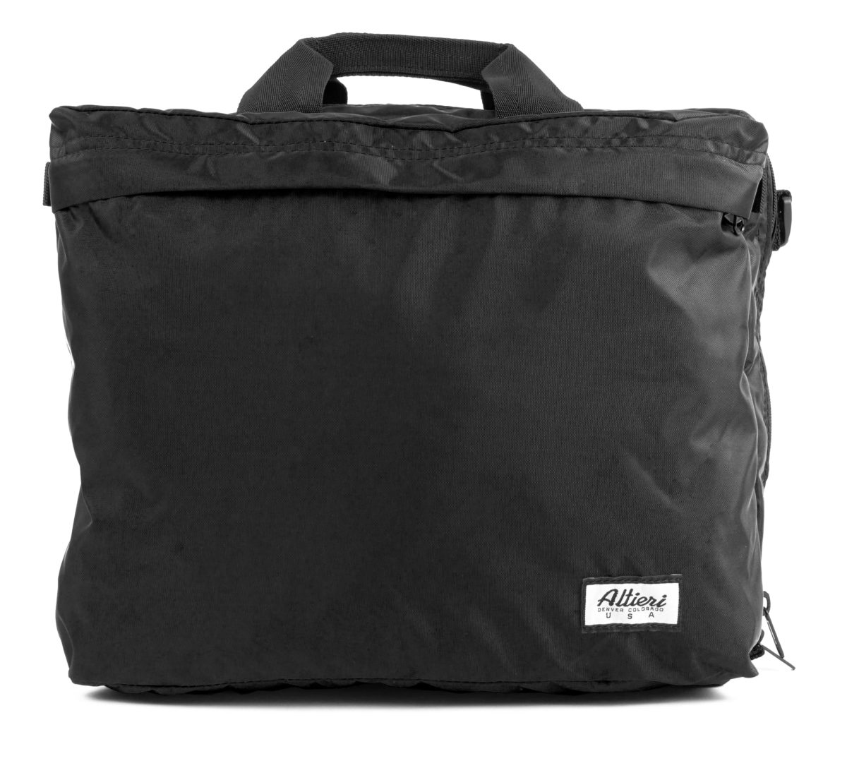 altieri single clarinet double pocket casecover front view