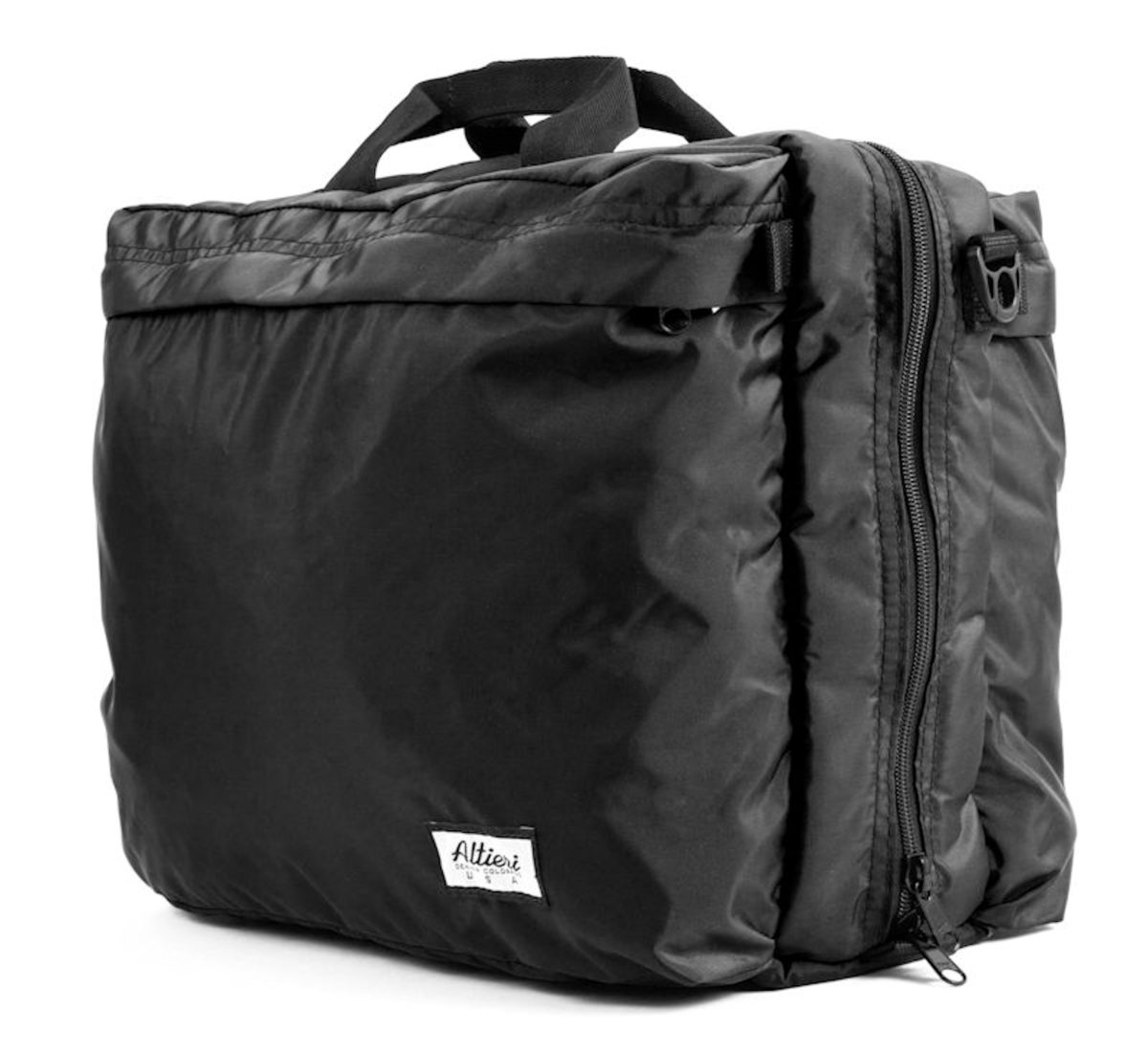 altieri single clarinet double pocket casecover side view