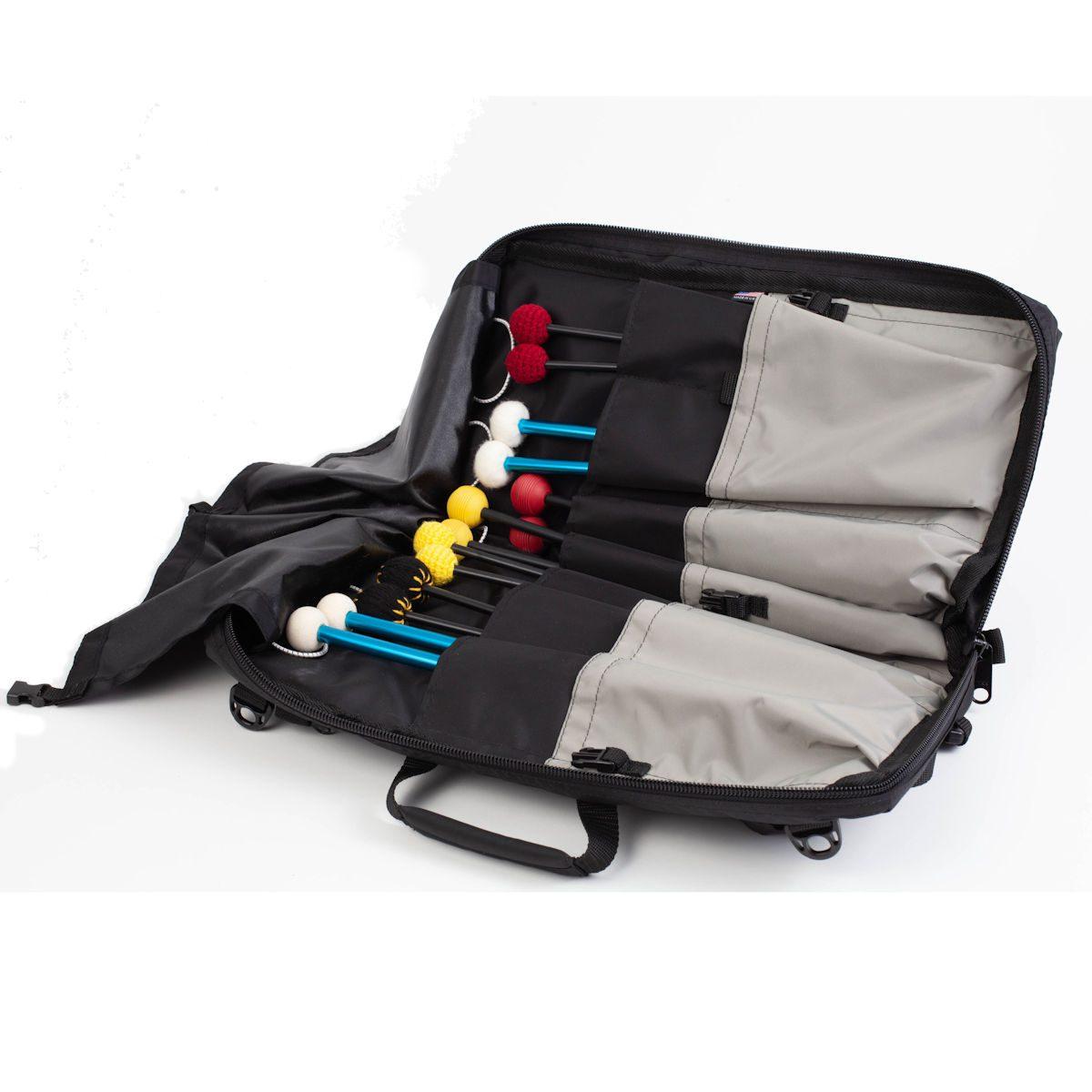 Altieri Drumstick Mallet Percussion Accessory Bag Medium PEMB MD BK000 1