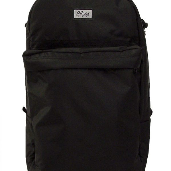 Altieri Oboe English Horn Laptop Backpack Front View EHBP 00