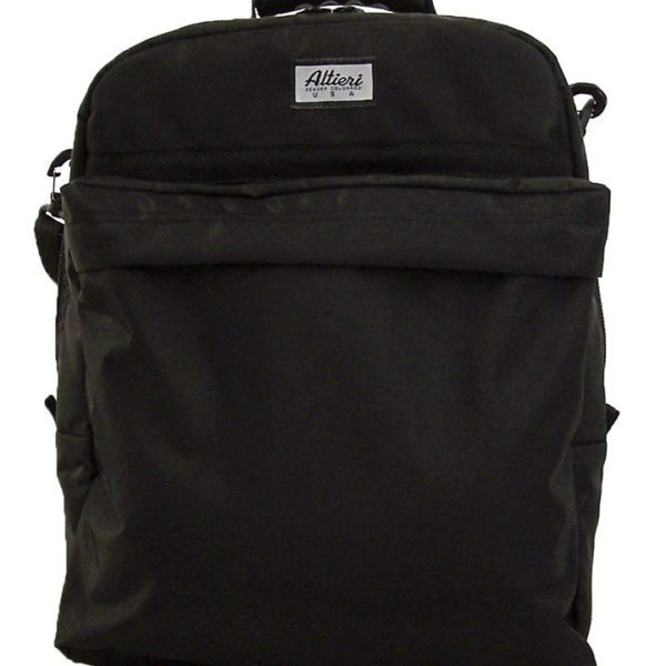 Altieri Oboe and Laptop Backpack Front View OBBP 00