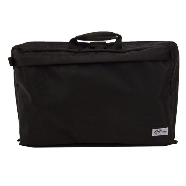 altieri english horn oboe case cover double pocket front view ehdp 1