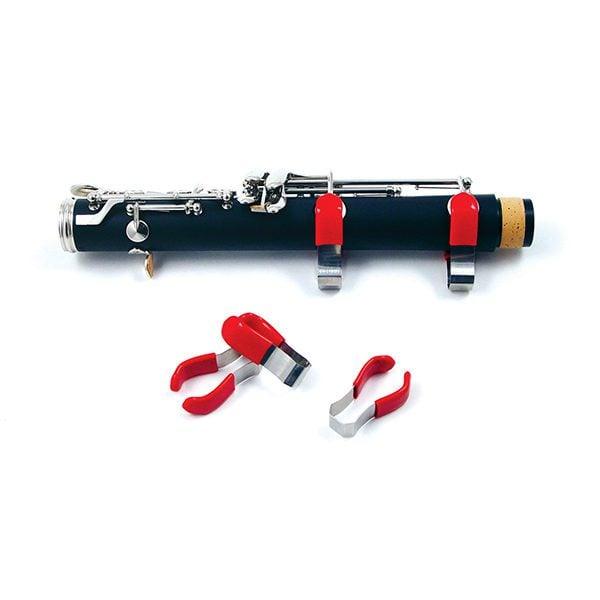 clarinet flute key clamp