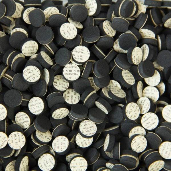 Valentino Black Waterkey Cork Seals